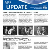 APF Update April 2007