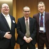 Acting Associate Director General of Israel Ministry of Health, Prof. Arnon Afek – in Boston