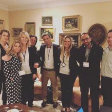 APF Fellow Dr. Alex Zendel Visits New York