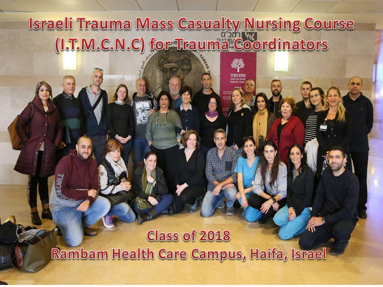 Trauma Nurses
