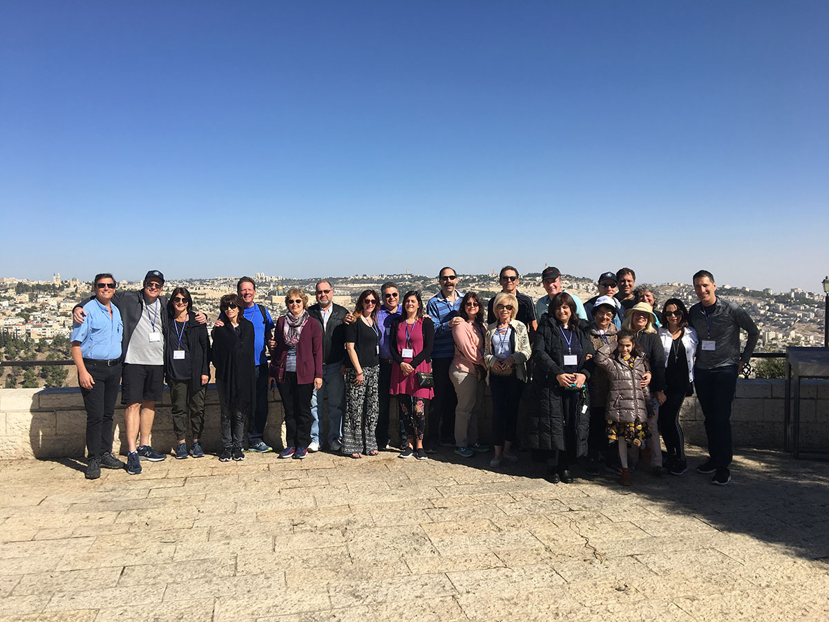 Missions in Israel