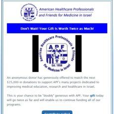 APF e-Newsletter #84 July 2019