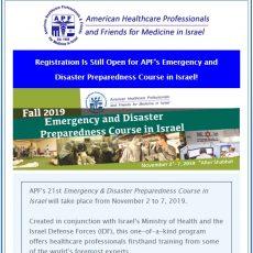 APF e-Newsletter #85 August 2019