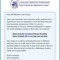 APF e-Newsletter #93 April 2020