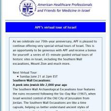 APF e-Newsletter #95 June 2020