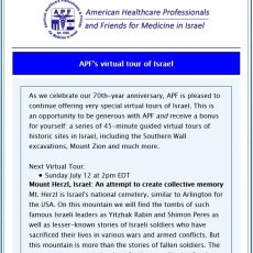 APF e-Newsletter #96 July 2020