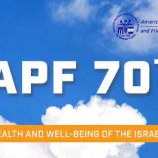 APF 70th Year Gala